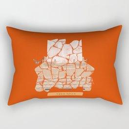 Type Here Rectangular Pillow