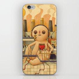 Feelings Factory iPhone Skin