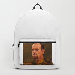 the undertaker - Replace face Backpack