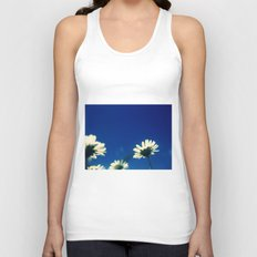 what are you waiting for? Unisex Tank Top