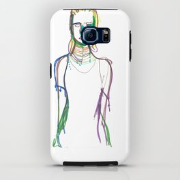 Wild Woman iPhone Case