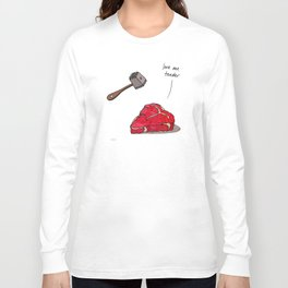 Love Me Tender Long Sleeve T-shirt