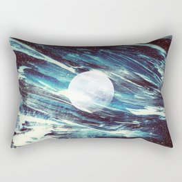 Time Warp Rectangular Pillow