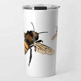 Just Bees! Travel Mug