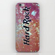 Hard Rock 2 iPhone & iPod Skin