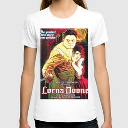 Vintage poster - Lorna Doone T-shirt