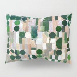 Pivot Fields (Earth) Pillow Sham