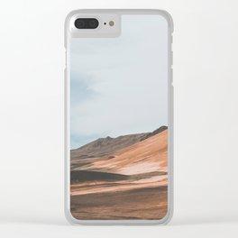 Þjóðvegur, Iceland IV Clear iPhone Case