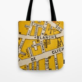 All About Paris I Tote Bag
