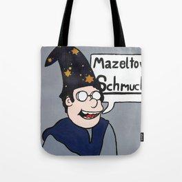 Mazeltov Schmuck Tote Bag