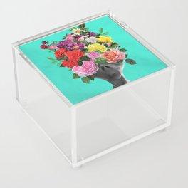 Alien Bouquet  Acrylic Box