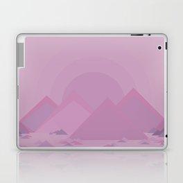 The lilac hills Laptop & iPad Skin