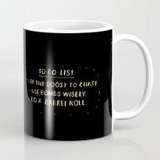 fox to-do-list Mug