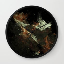 Sane Wall Clock