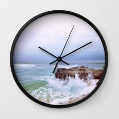 Before the Rain Wall Clock