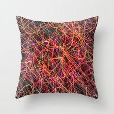 Pulse Throw Pillow