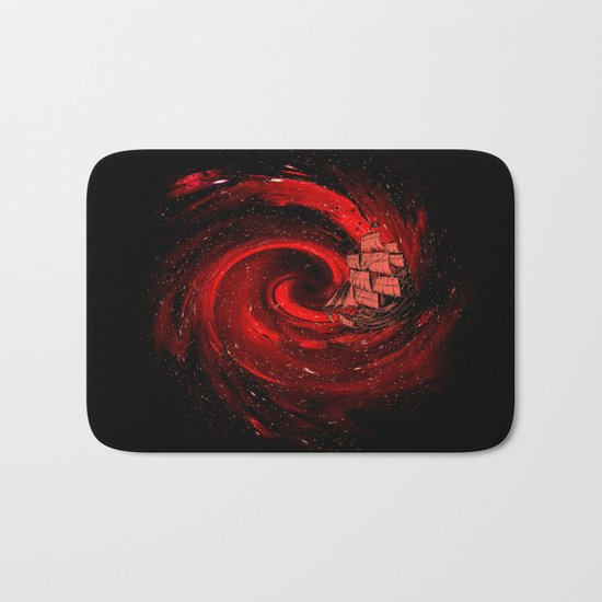 Journey to the Edge of the Universe Bath Mat