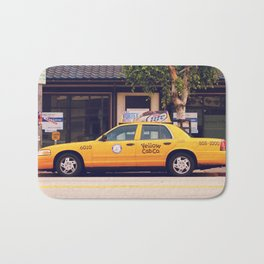Yellow Cab Co ∫ Living Los Angeles Bath Mat