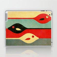 Three Fish in My Mind Laptop & iPad Skin