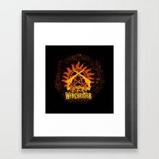 non timebo mala Framed Art Print