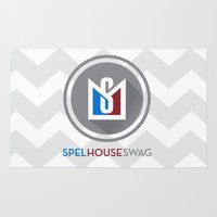 swag Area & Throw Rugs featuring SpelHouse Swag by SpelHouse Swag