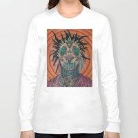 architect Long Sleeve T-shirts featuring The Architect by Joel Perez