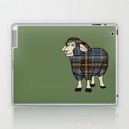 Faded Johnston Tartan Sheep Laptop & iPad Skin