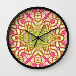 Ethnic Tribal Pattern G328 Wall Clock
