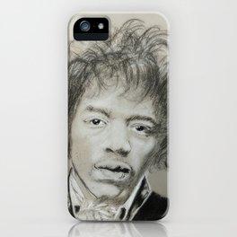 James Marshall iPhone Case