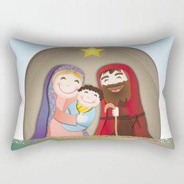 xmas Rectangular Pillow
