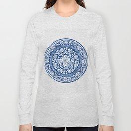 Chinese Lucky Circle Long Sleeve T-shirt
