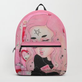 Our Lady of Broken Hearts Backpack