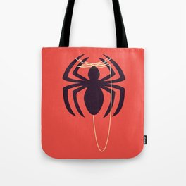 The Amazingly Bored Spider Tote Bag