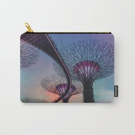 PHOTO OF GARDENS BY THE BAY, SINGAPORE Carry-All Pouch