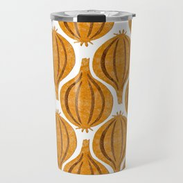 pattern onion Travel Mug