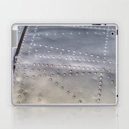 Aluminium Aircraft Skin Texture Laptop & iPad Skin