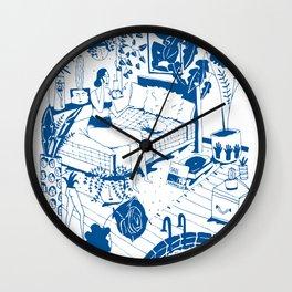 Party II Wall Clock