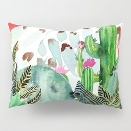 A Prickly Bunch III Pillow Sham