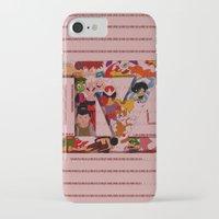 fandom iPhone & iPod Cases featuring Define Fandom? by Wayko World