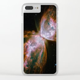 Space Photography - NASA Hubble Telescope Clear iPhone Case