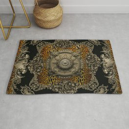 Baroque Panel Rug