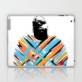 IT WAS ALL A DREAM... Laptop & iPad Skin