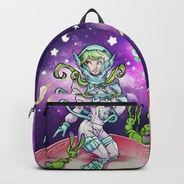 Space Girl Backpack