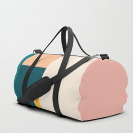 Little_Cat_Cute_Minimalism Duffle Bag