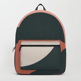 Orbit 04 Modern Geometric Backpack
