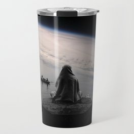 Cosmic Skipper Travel Mug