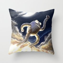 Highest 5 Ever Throw Pillow