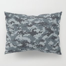 Camouflage Pattern | Camo Stealth Hide Military Pillow Sham