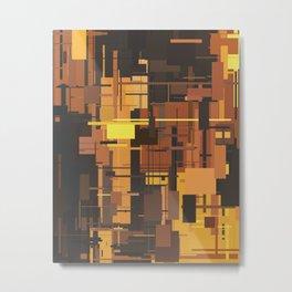 Arbitrary Metal Print