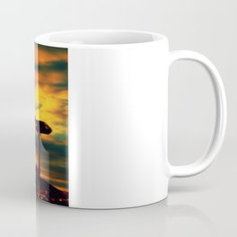 WATCH THE SUN COME UP - BY ANDY BURGESS Coffee Mug